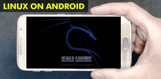 Run Linux OS On Any Android Device Without Rooting Using This App