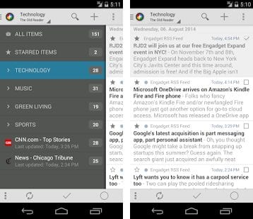 Best RSS Reader Apps For Android