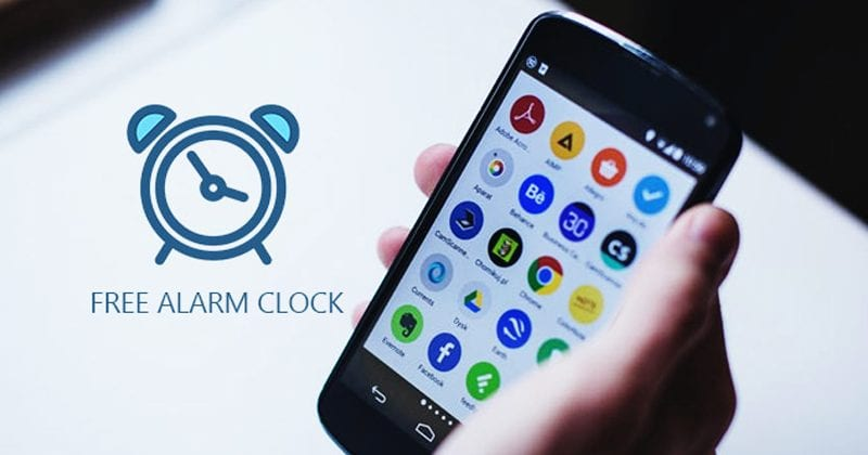 QnA VBage 15 Best Free Alarm Clock App For Android In 2018
