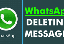 WARNING! WhatsApp To Delete All Your Messages