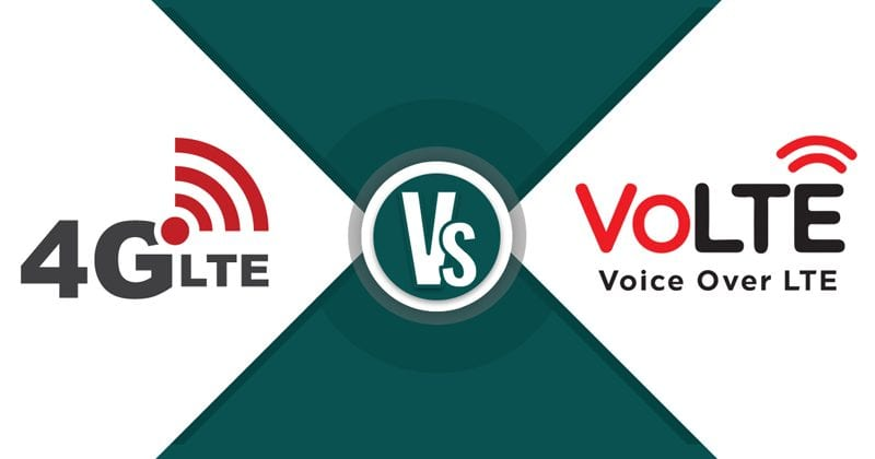Image result for difference between volte and lte