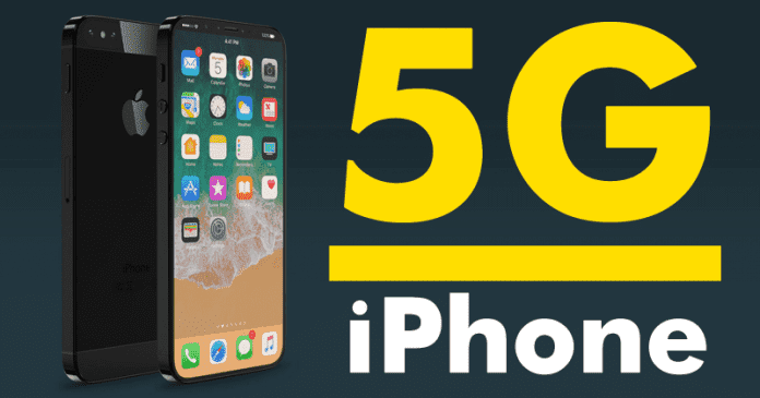 WoW! Apple To Launch 5G iPhone