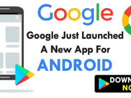 WoW! Google Just Launched An Awesome Application