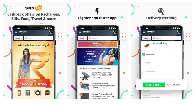 15 Best Shopping Apps For Android In 2020 Shop Online In Usa