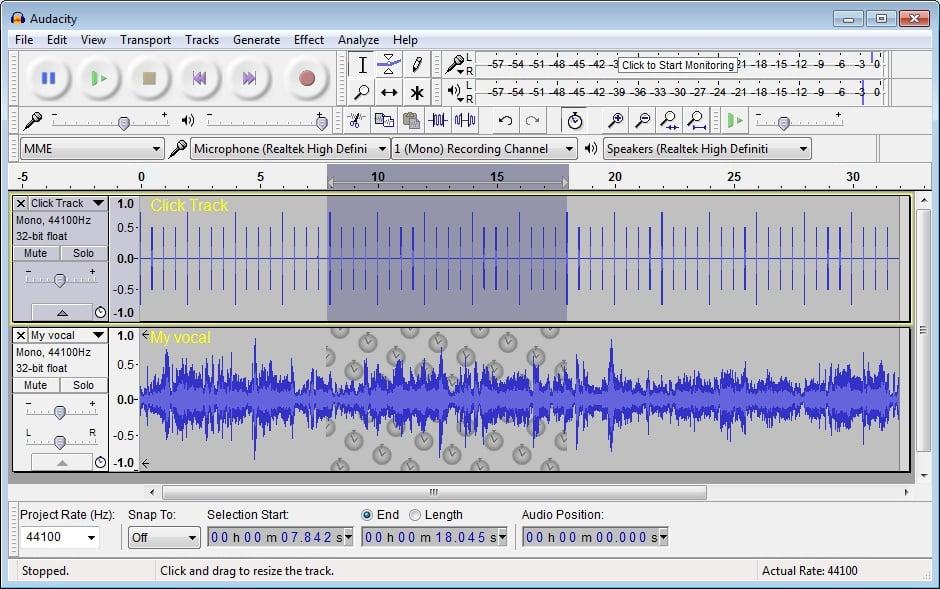 professional audio editing software