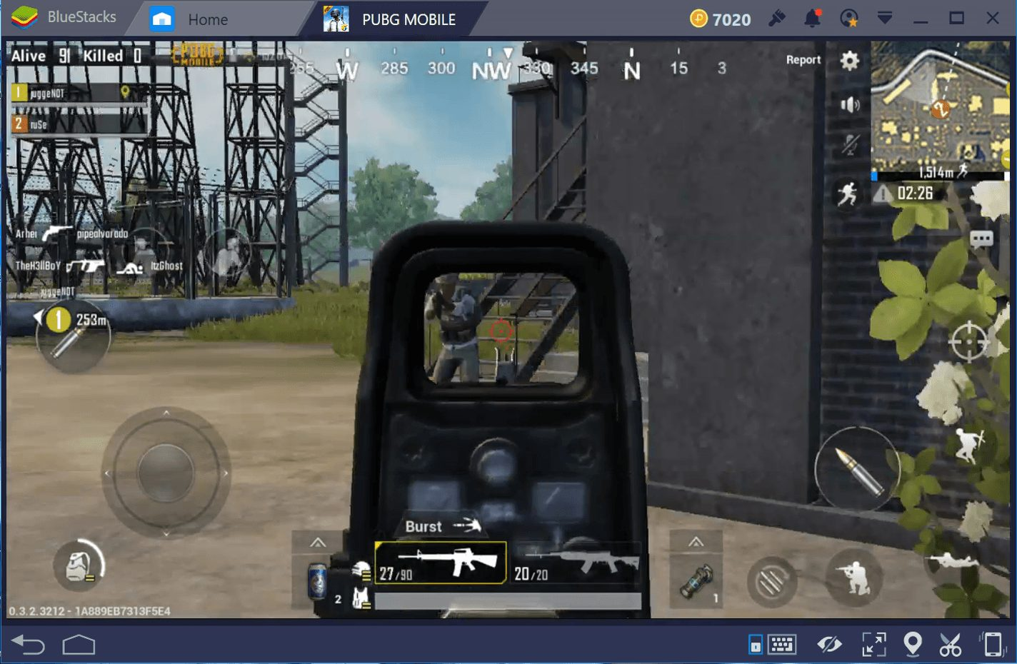 PUBG Mobile PC Emulator