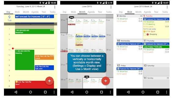 best free calendar app
