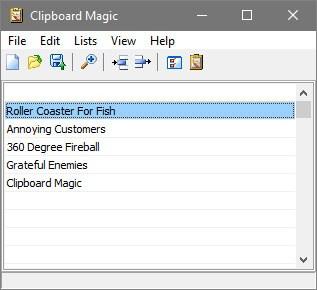 Clipboard Magic