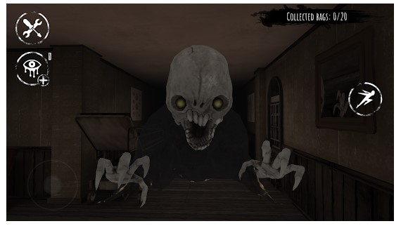 horror adventure game