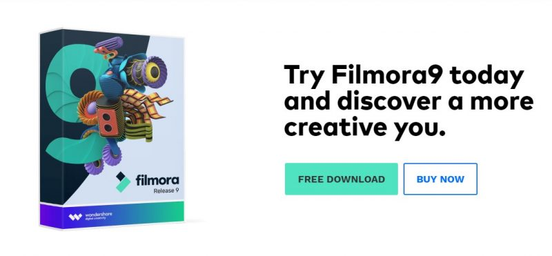 What is Filmora 9 Video Editor?