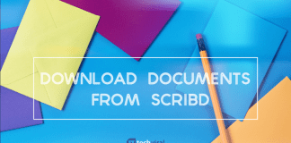 Free Download Paid Documents from Scribd 2019