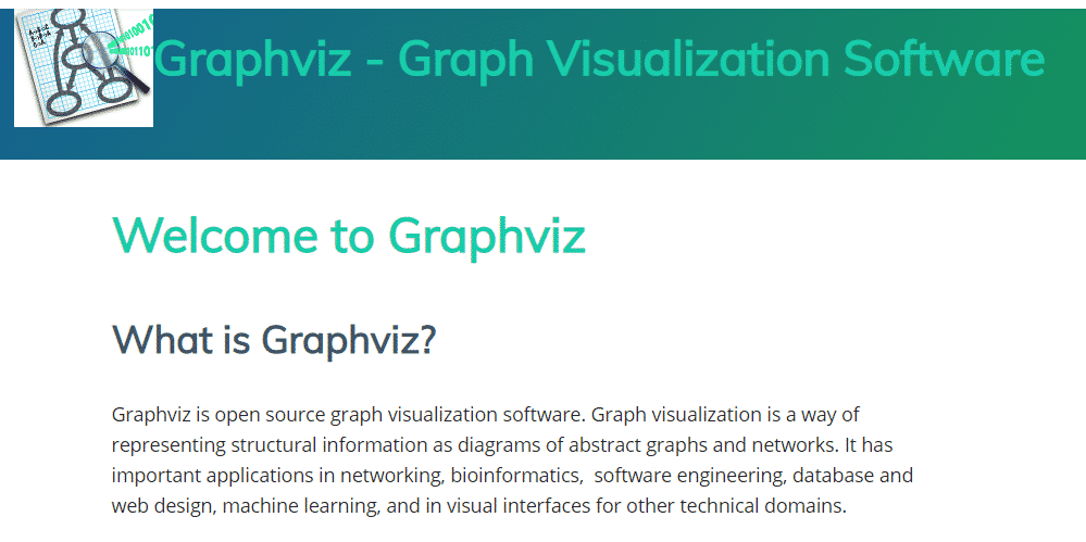 Graphviz - 10 Best Free Alternatives To Microsoft Visio