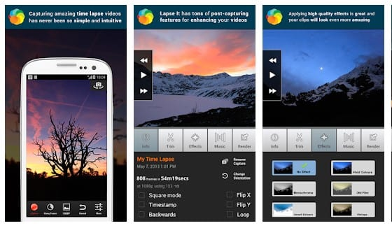 Time Lapse Apps