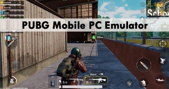 PUBG Mobile PC Emulator 2019