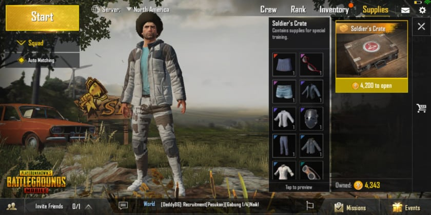 PUBG Mobile Basic Tips