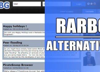 RARBG Alternatives: 10 Best Working Torrent Sites