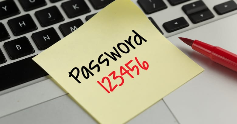 Reset Passwords