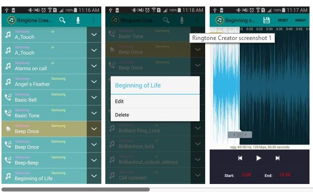 Ringtone Creator - Top Best Ringtone Maker Apps For Android 2019