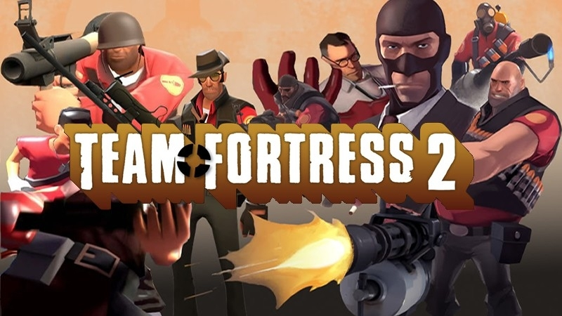 Team Fortress 2 - Top 10 Best FREE Steam Games Worth Playing