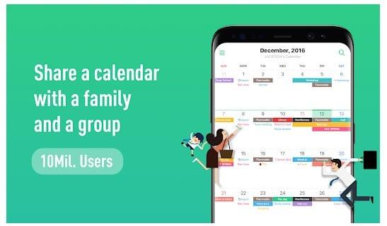 free calendar apps