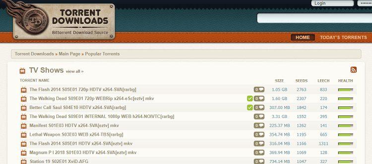 Top 8 Best Kickass Torrent Alternatives