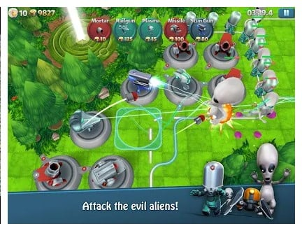 Tower Defense Games For Your Android