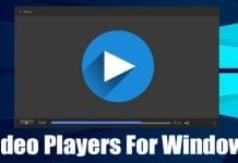 15 Best And Free Video Players For Windows 10 PC