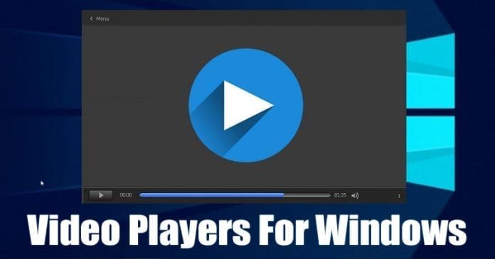 Top 10 Best And Free Video Players For Windows 10 PC