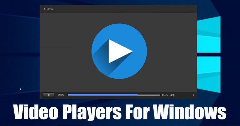 free hd video player for windows 10