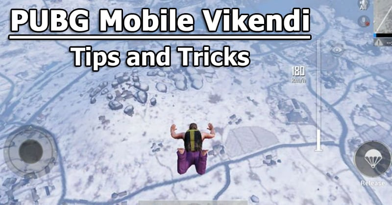 Pubg Mobile To Release Snow Map Vikendi On December 20: PUBG Mobile Vikendi Map: Tips And Tricks To Survive