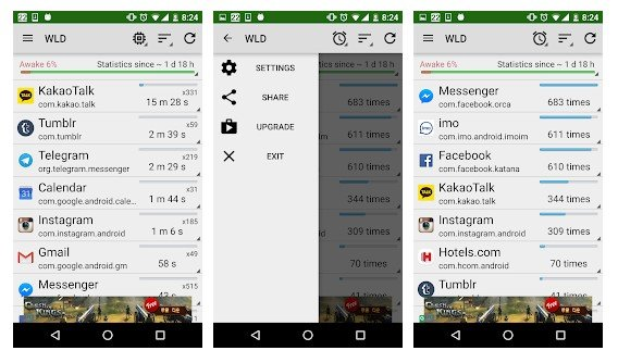 Save Battery Life Android