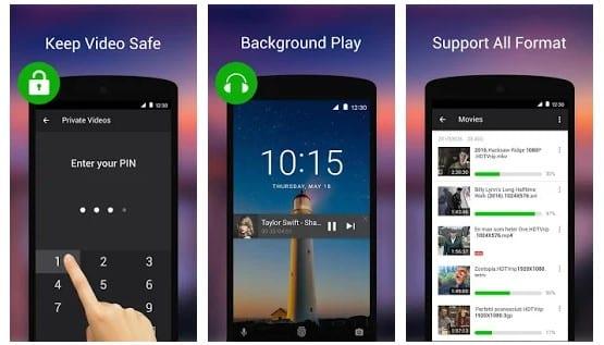 أفضل 10 تطبيقات مشغلات الفيديو لهواتف الأندرويد 2021