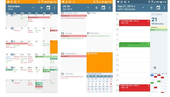 Calendar Apps For Android