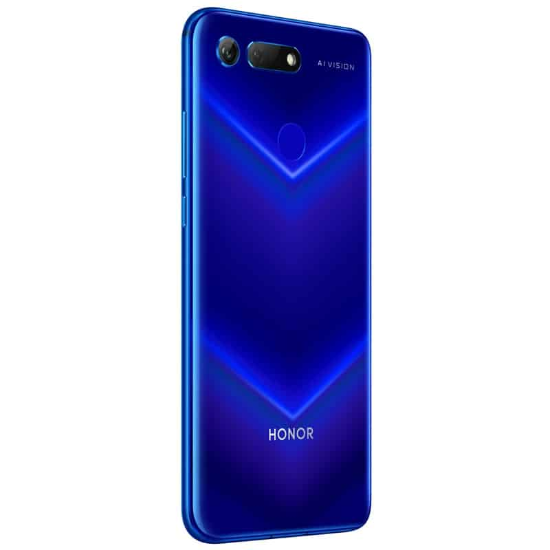 honor V20 1 - Meet The World's First Smartphone With In-Hole Display And 48MP AI Camera