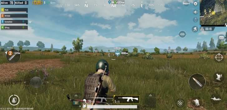 pubg mobile requirements for android
