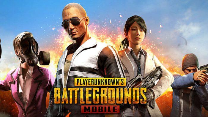 pubg mobile iPhone