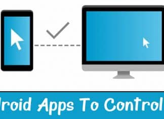 Top 5 Best Android Apps To Control PC 2019