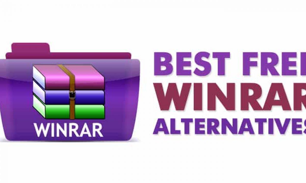 Top 15 Best Free Winrar Alternatives For Windows 10