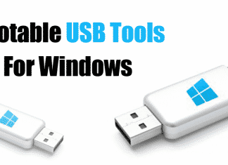Top 5 Best Bootable USB Tools For Windows 2019