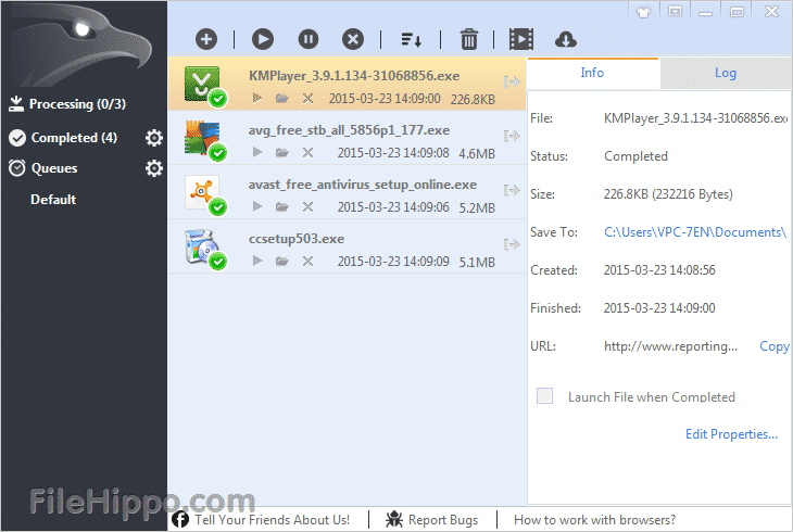 EagleGet Download Accelerator