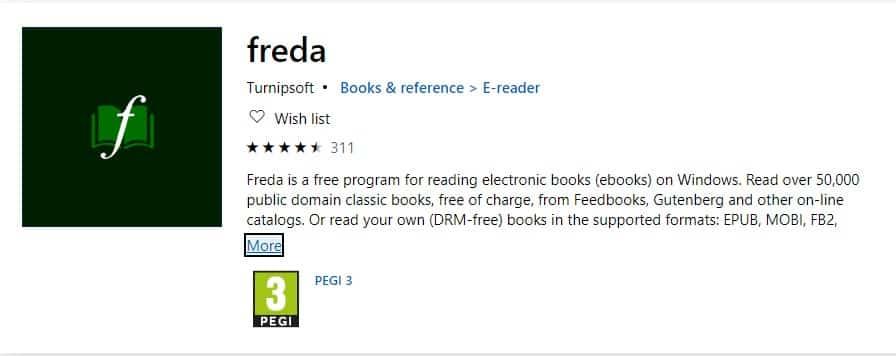 Freda PDF & Ebook Reader