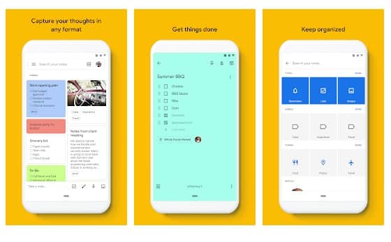 Google Keep - Notepad Android APK