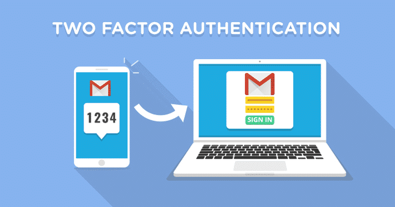 QnA VBage How To Turn On 2-Step Verification For Google Gmail