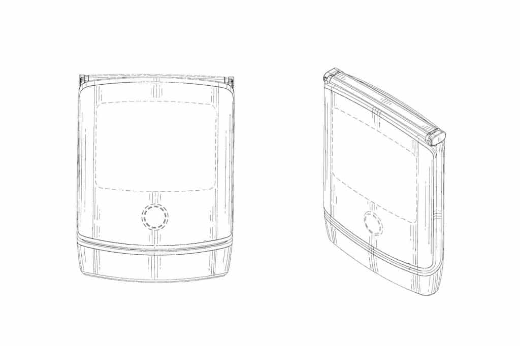 Moto 2 1024x682 - Motorola RAZR Foldable Smartphone Design Leaked