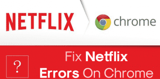 Netflix Not Working On Chrome? Here's What You Need To Do