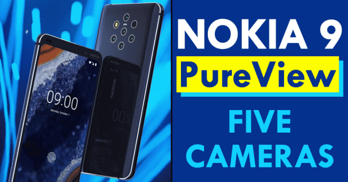Nokia 9 PureView Leaked Again (VIDEO)