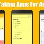Best Note-Taking Apps For Android in 2021