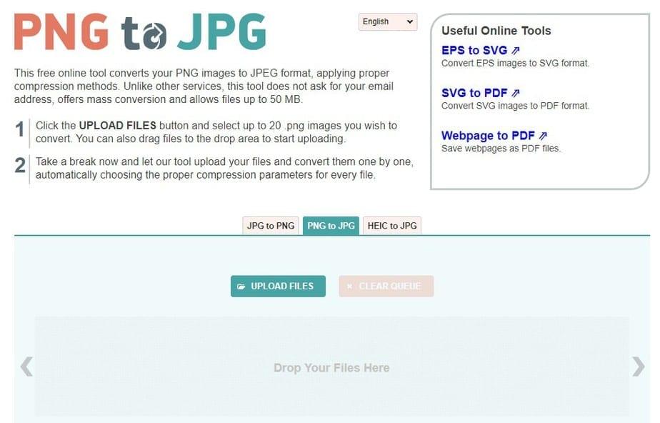 Using Online Websites