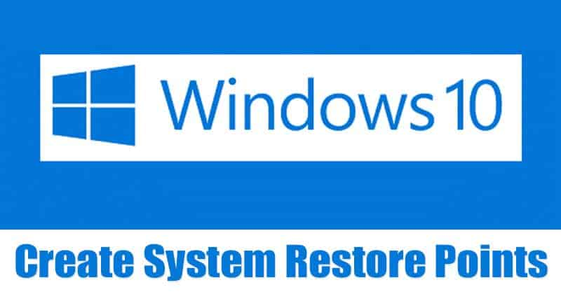Create Daily System Restore Points in Windows