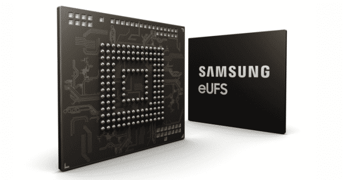 Samsung Launches World's First 1TB UFS Memory For Smartphones